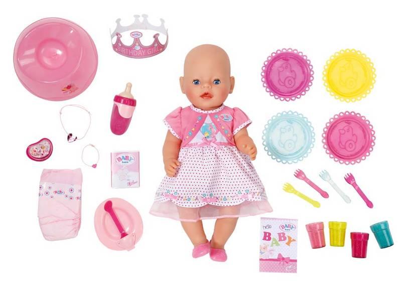 Zapf Creation Baby born 823-095 ���� ��� ����� ������������� �����������, 43 ��