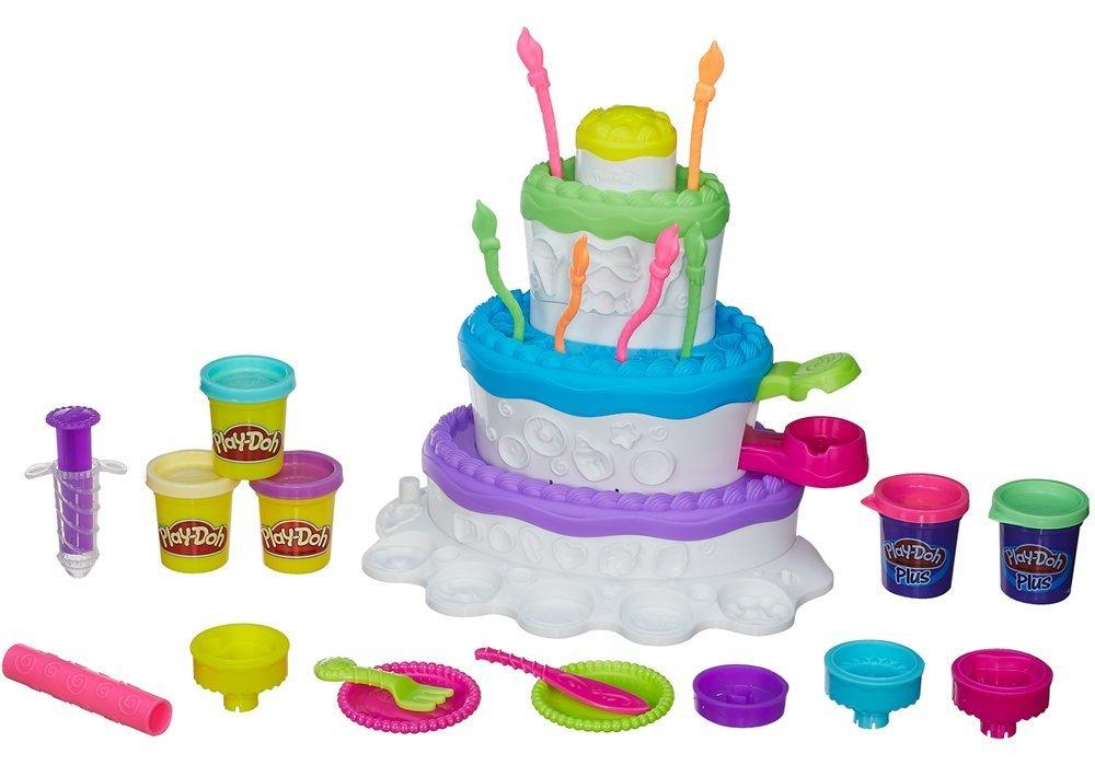 PLAY-DOH A7401 Праздничный торт