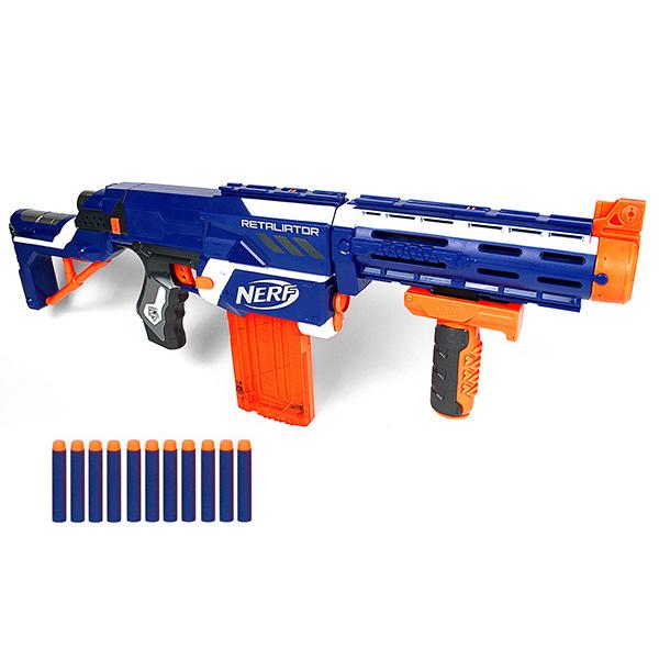 Nerf 98696 Бластер Элит Риталиэйтор