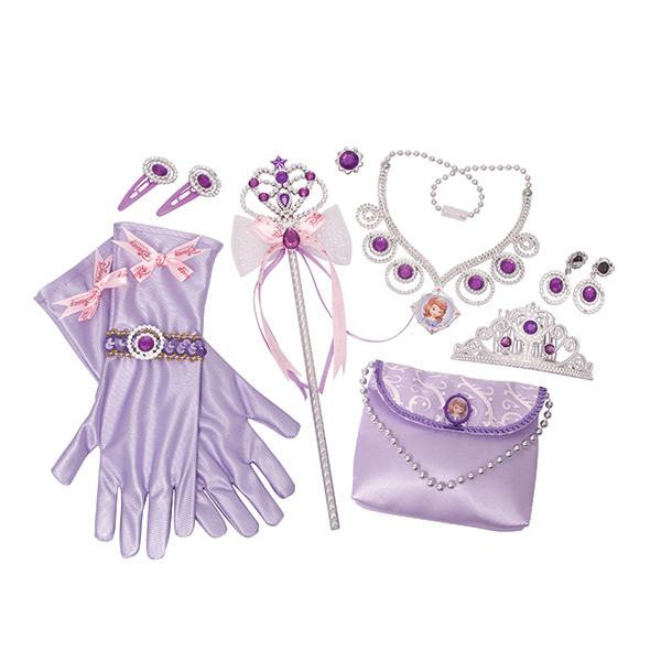 Принцессы 82523 Подарочный набор из 12 предметов из серии София
