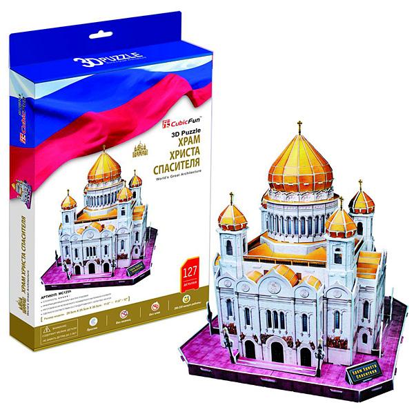 Cubic Fun MC125h Кубик фан Храм Христа Спасителя