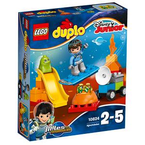Lego Duplo 10824 Лего Дупло Космические приключения Майлза