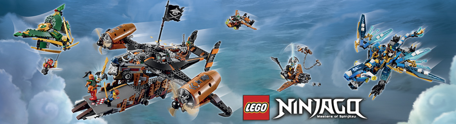 ������������ lego ninjago 2016
