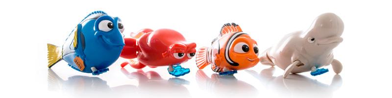 Заводные игрушки В поисках Дори