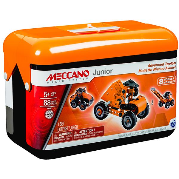 Meccano 91747 Меккано Набор Самосвал (8 моделей)