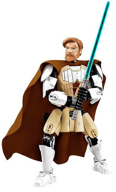 Lego Star Wars Оби-Ван Кеноби