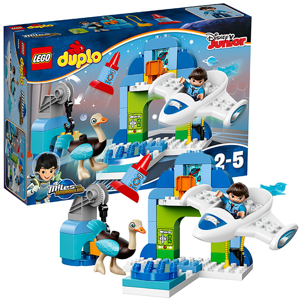 Lego Duplo 10826 Лего Дупло Стеллосфера Майлза