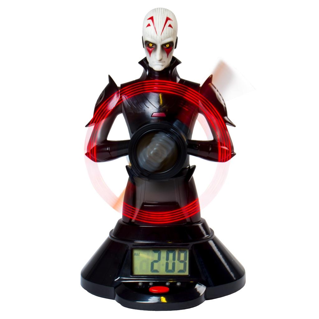 Spin Master Star Wars 52107 Звездные Войны Часы со световым мечом