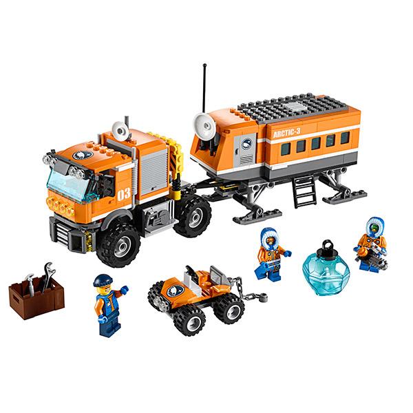 Lego City 60035 Передвижная арктическая станция