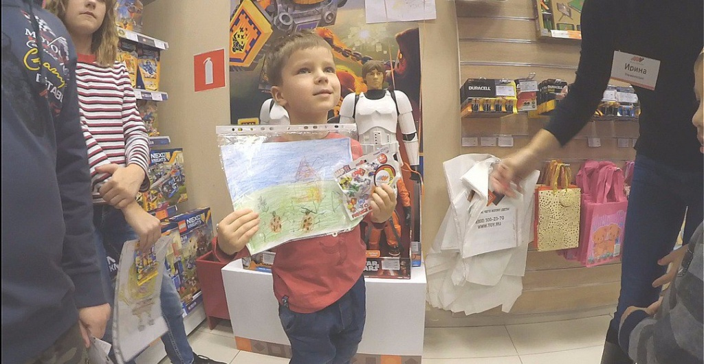 День Рождения магазина TOY.RU в Воскресенске