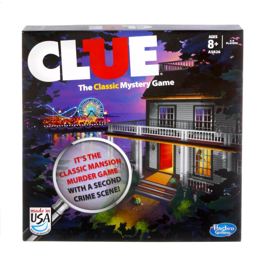 Other Games A5826 Настольная игра Клуэдо обновленная