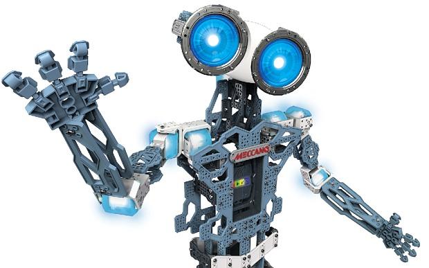 Робот Мекканоид (Meccanoid)