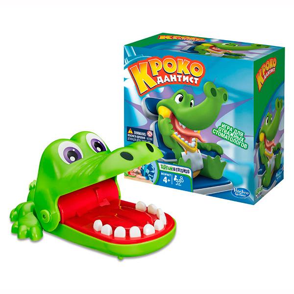 Other Games B0408 Игра Крокодильчик Дантист