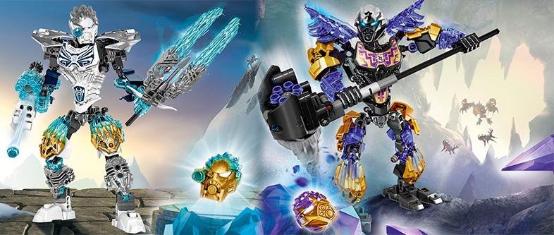 конструкторы Лего Биониклы 2016