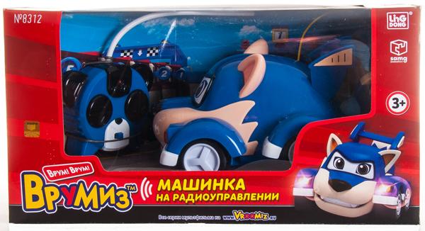 Vroomiz V8312 Врумиз Машинка на радиоуправлении - Томми