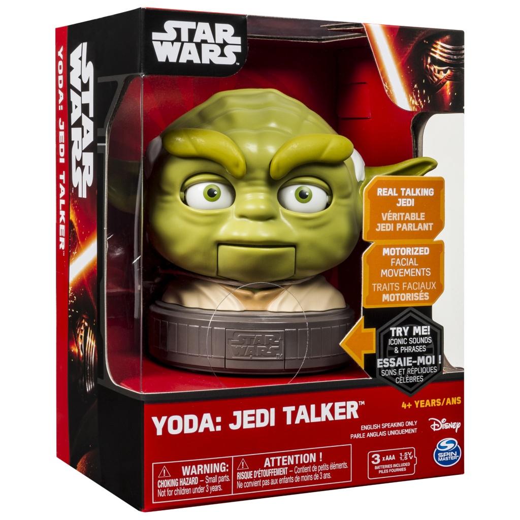 Spin Master Star Wars 52109 Звездные Войны Бормочущие головы