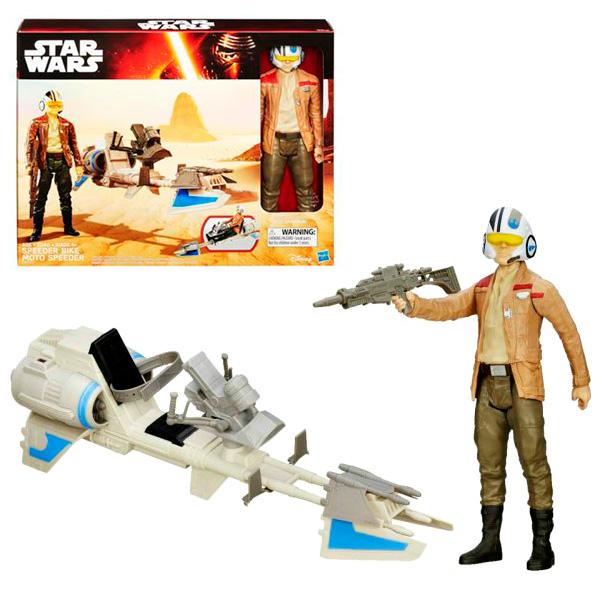 Star Wars B3917 Титаны Герои Звездных войн с транспортным средством