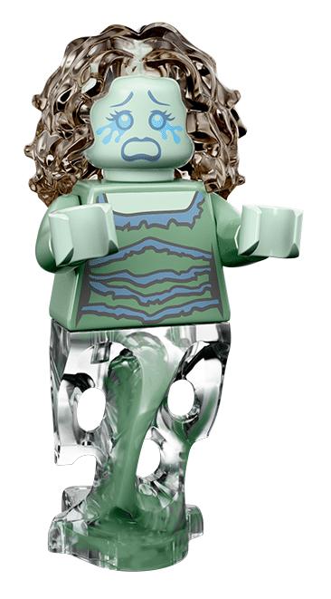 Лего серия 14 минифигурка Банши