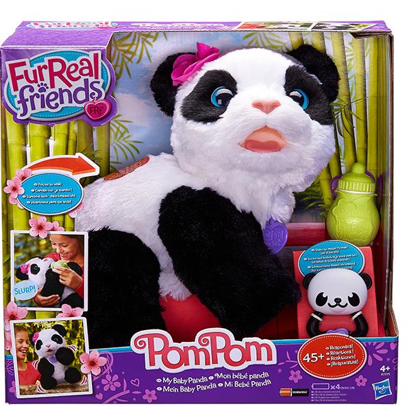 Furreal Friends A7275 Интерактивная игрушка - Малыш Панда