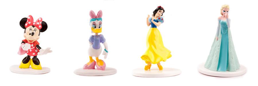 Коллекционные фигурки Zuru Дисней Disney