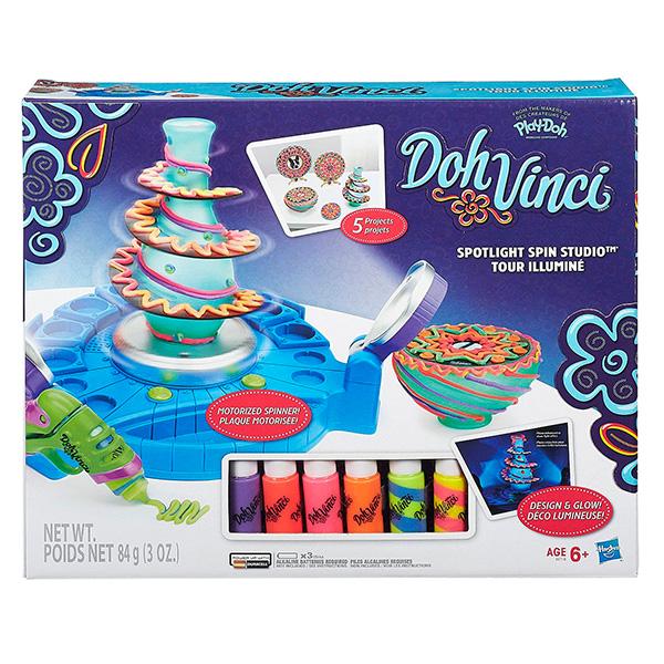 Dohvinci B1718 Набор для творчества Студия дизайна с подсветкой