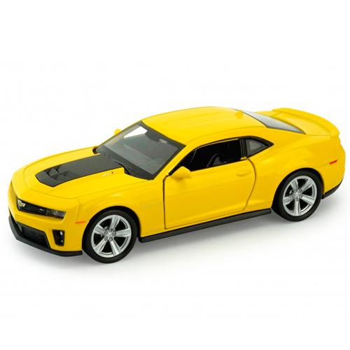 Welly 43667 Велли 1:34-39 Chevrolet Camaro ZL1