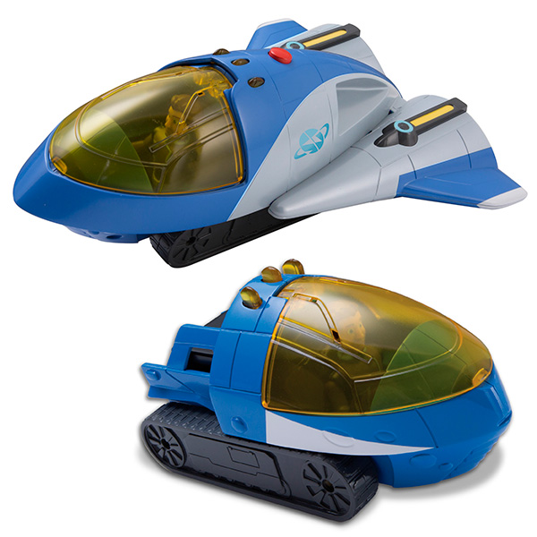 Miles 86209 Майлз Крейсер космического конвоя