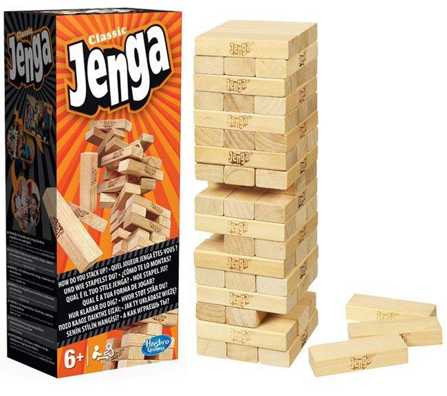 Other Games A2120 Настольная игра Дженга обновленная