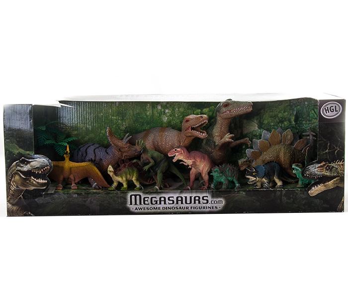 Megasaurs SV10804 Мегазавры Игровой набор,12 шт.