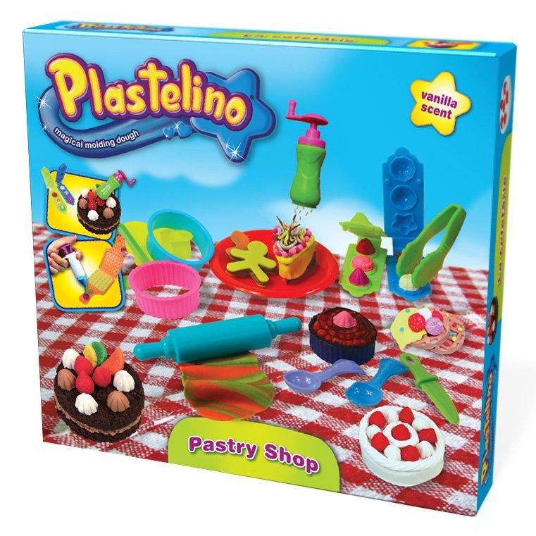 Plastelino NOR3288 Пластелино Пекарня