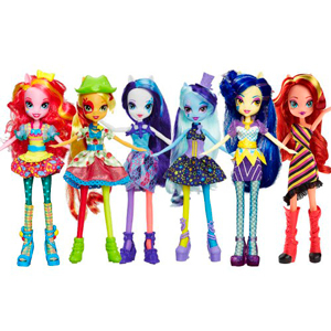 My Little Pony A8841 Май Литл Пони Куклы-модницы