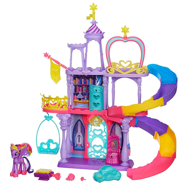 My Little Pony A8213 Игровой набор Королевство Твайлайт Спаркл Райнбоу.jpeg