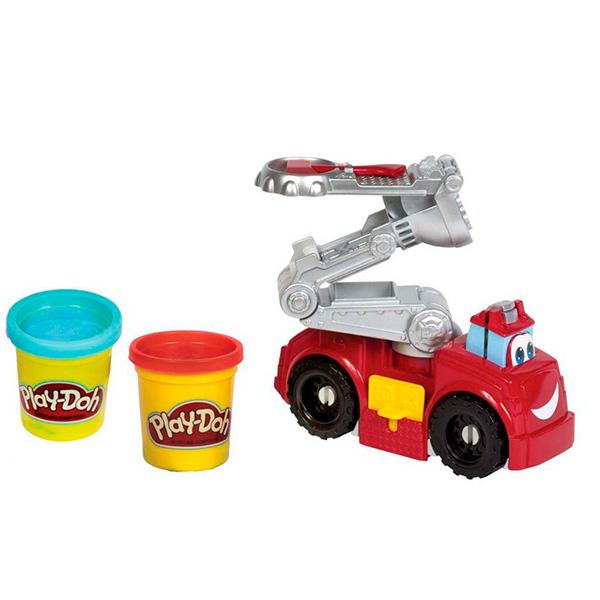Play-Doh A5418 Игровой набор Бумер Пожарная машина