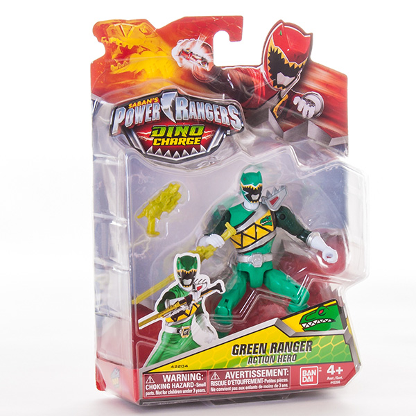 Power Rangers Samurai 42200 Пауэр Рейнджерс Подвижная фигурка 12 см