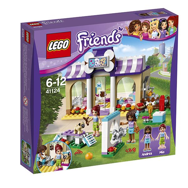 Lego Friends Детский сад для щенков 41124