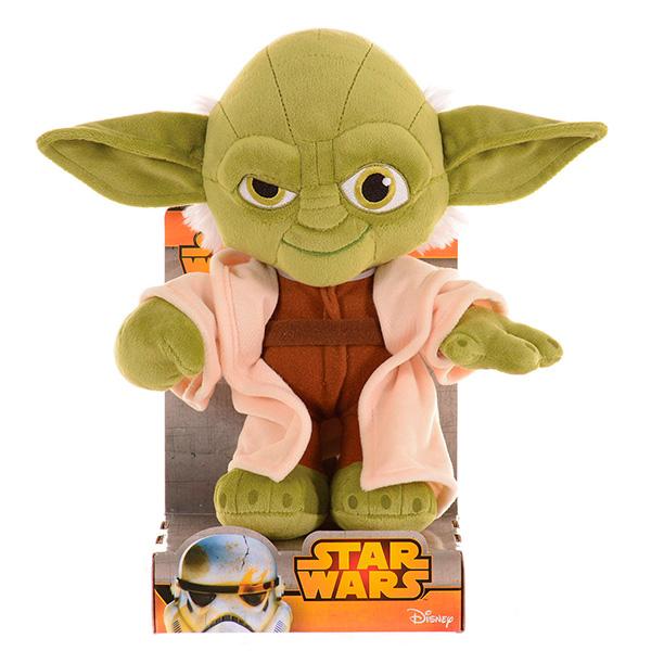 Disney Star Wars 1400606 Дисней Звездные войны Йода, 17 см