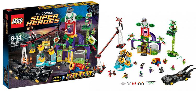Lego Super Heroes 76035