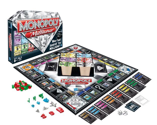 Monopoly 98838 Игра Монополия Миллионер