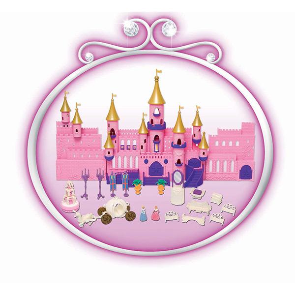 BOLEY 40818 Волшебный замок из серии Принцесса