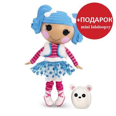 Lalaloopsy 526292NB Лалалупси Снежинка + подарок
