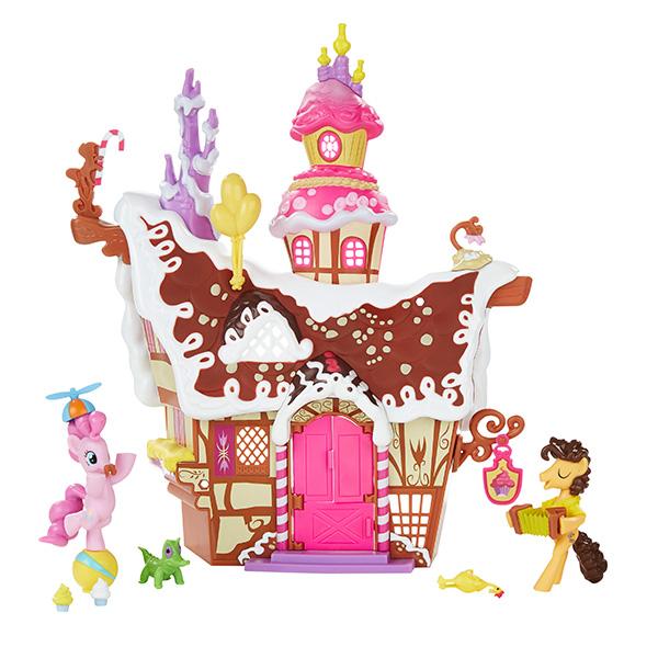 Коллекционный игровой набор Сахарный дворец