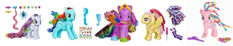 Игрушки My Little Pony