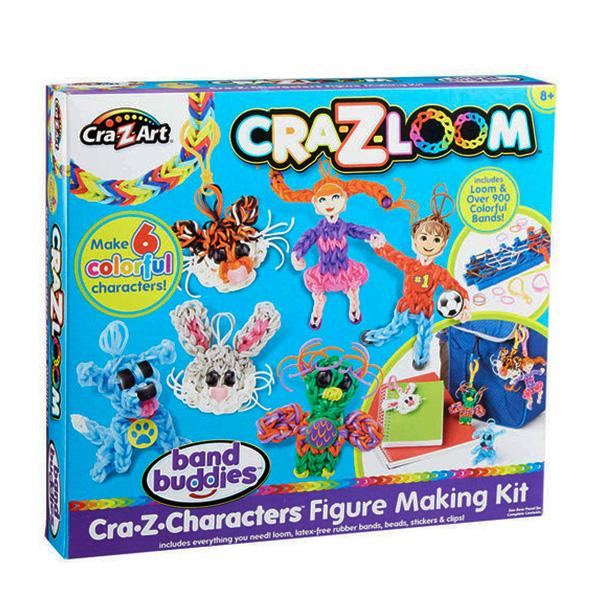 Набор для плетения из резинок Cra-Z-Loom