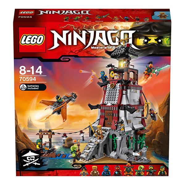Lego Ninjago Осада маяка 70594
