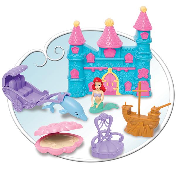 Принцессы 41198 Маленький замок Русалочки