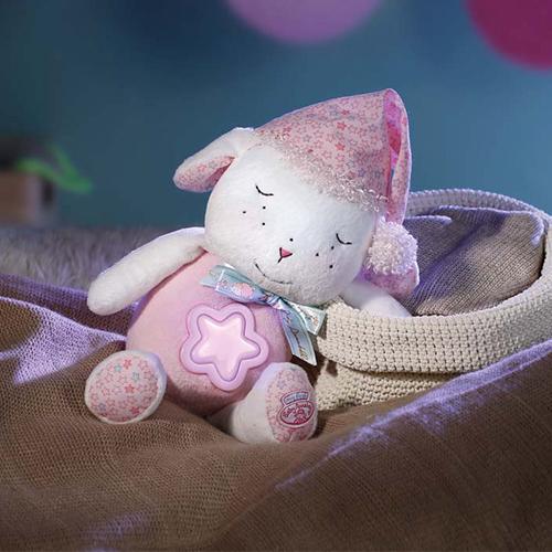 Baby Annabell 793-787 Бэби Аннабель Овечка для сна, дисплей