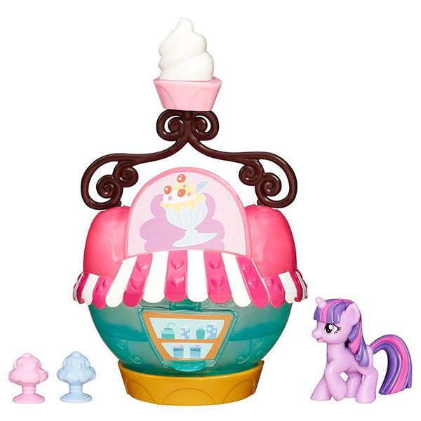 Коллекционный игровой мини-набор пони My Little Pony