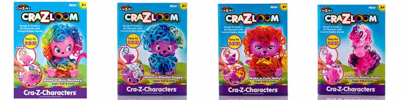Набор для творчества Cra-Z-Loom