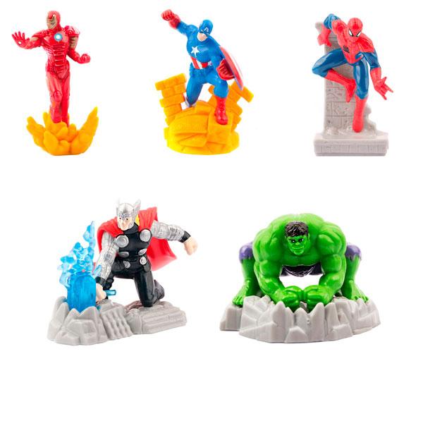 Коллекционные фигурки Zuru Avengers
