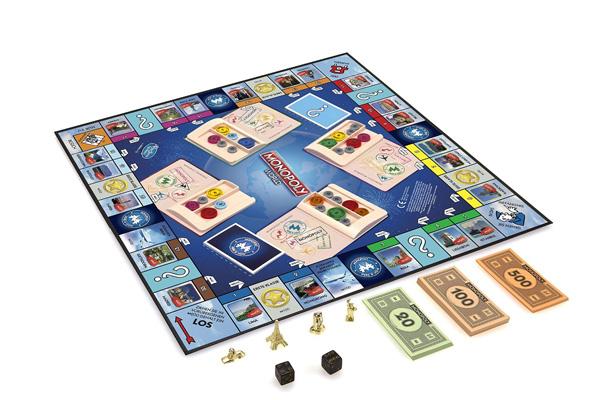 Настольная игра Всемирная Монополия